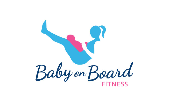 Baby on Board Fitness logo