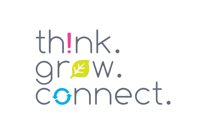 Think Grow Connect logo