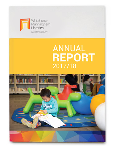 Annual Report Publication